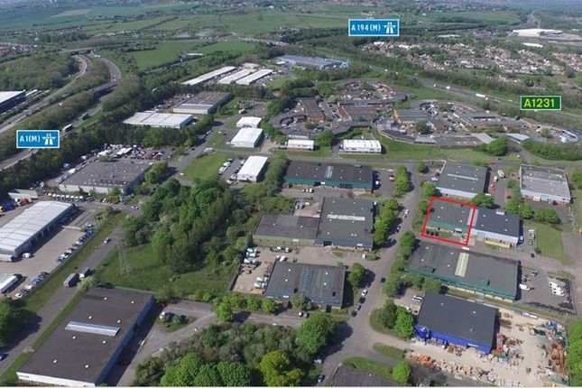 Thumbnail Light industrial to let in Tilley Road, Crowther Industrial Estate, Washington, Tyne & Wear