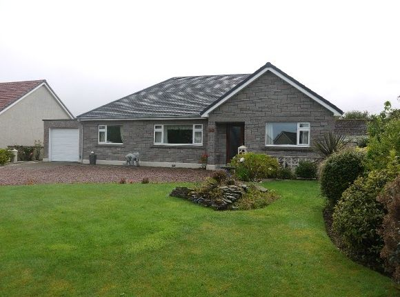 Thumbnail Detached bungalow to rent in Mcnaughton Avenue, Buckie