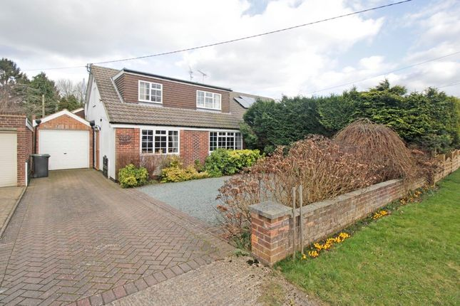 Thumbnail Semi-detached bungalow for sale in Willow Walk, Meopham, Gravesend