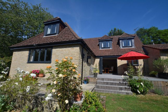 Thumbnail Detached house for sale in Winsley Hill, Limpley Stoke, Bath