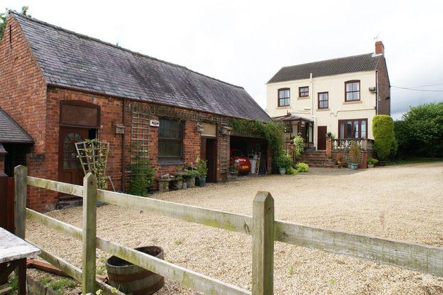 Thumbnail Property for sale in Back Lane, Brackenfield, Derbyshire