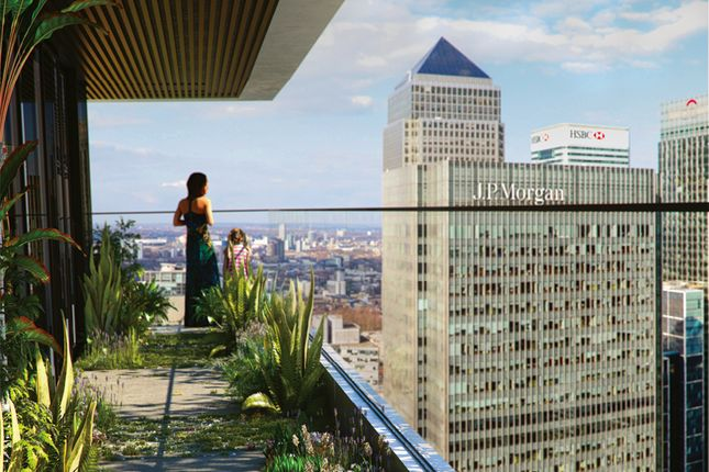 Thumbnail Flat for sale in Marsh Wall, Wardian London, Design Cube At Ballymore