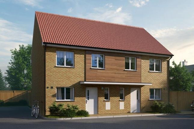 Thumbnail End terrace house for sale in Bath Road, Longwell Green