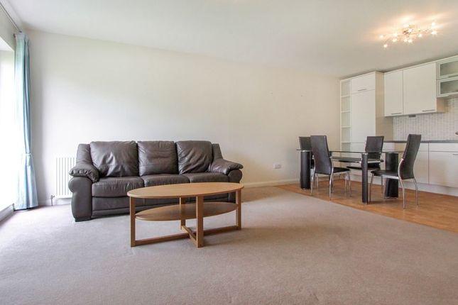 Thumbnail Flat for sale in Queens Crescent, Aberdeen