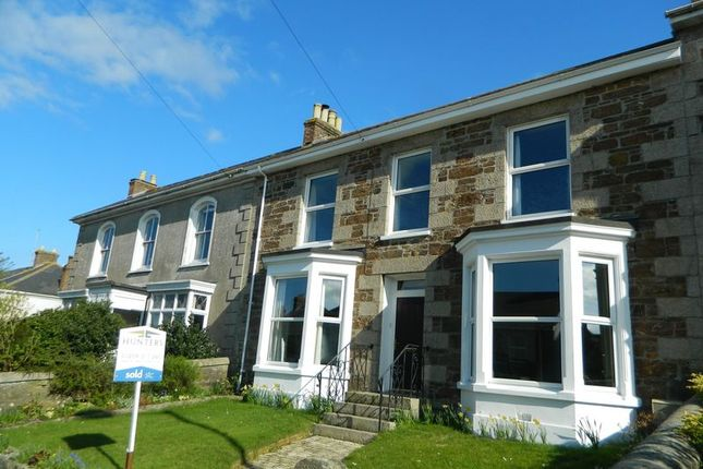 4 bed terraced house for sale in Mount Ambrose, Redruth