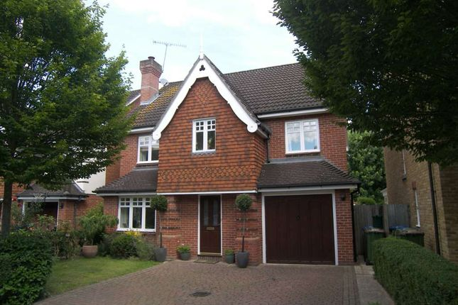 Thumbnail 5 bed detached house to rent in Haywards Road, Thames Ditton