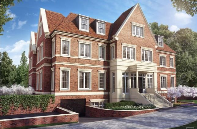Thumbnail Flat to rent in Eliot House, The Bishops Avenue, Hampstead Garden Suburb