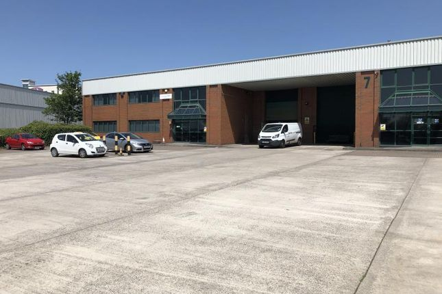 Thumbnail Industrial to let in Unit, Unit 8 Cribbs Causeway Centre, The Laurels, Bristol