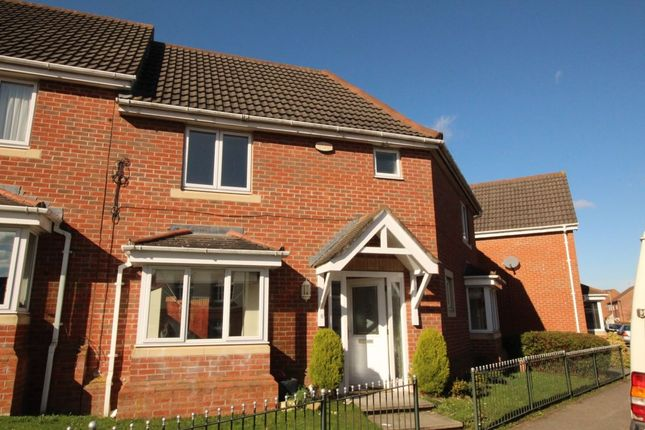 Thumbnail Semi-detached house to rent in Carty Road, Hamilton, Leicester
