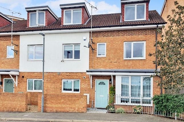 Thumbnail Semi-detached house for sale in Hampden Way, High Wycombe
