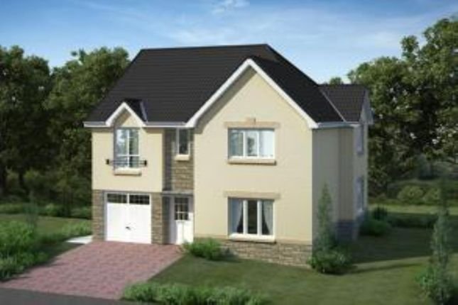 Thumbnail Detached house for sale in Seven Wells, East Calder, Livingston
