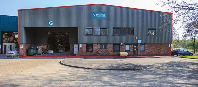 Thumbnail Light industrial to let in Unit G, Eastways Industrial Park, Motts Lane, Witham