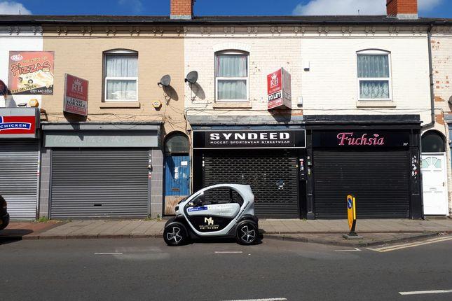 1 bed flat to rent in Ladypool Road, Sparkbrook, Birmingham B12