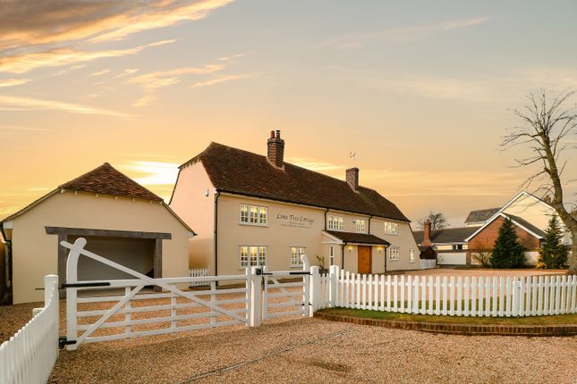 Thumbnail Detached house for sale in Beazley End, Braintree