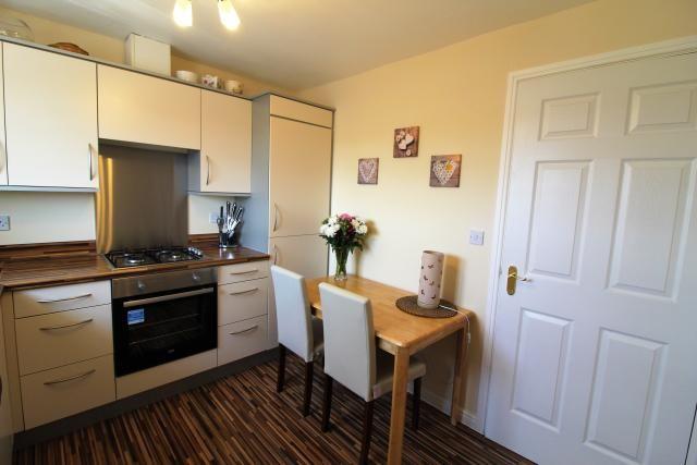 Kitchen of 451 Leyland Road, Wester Inch Estate, Bathgate EH48