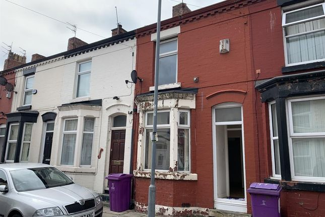 2 bed terraced house for sale in Hinton Street, Fairfield, Liverpool L6
