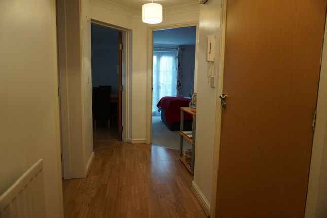Entrance Hallway of Lucas Close, Crawley RH10