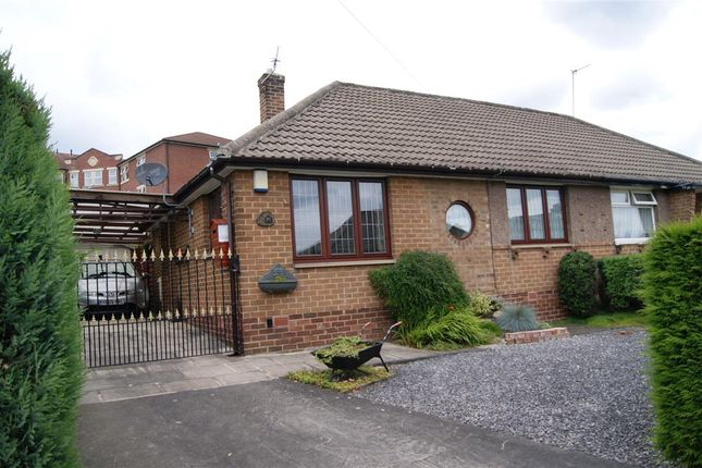 Thumbnail Semi-detached bungalow for sale in Close Lea, Rastrick, Brighouse