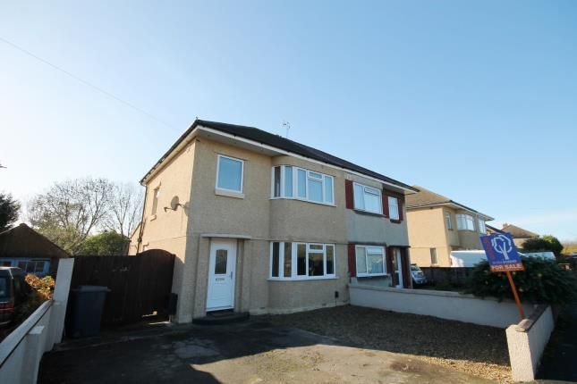 Thumbnail Semi-detached house for sale in Smithcourt Drive, Little Stoke, Bristol, Gloucestershire