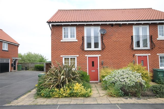Thumbnail Property to rent in Parsons Close, Fernwood, Newark, Nottinghamshire.