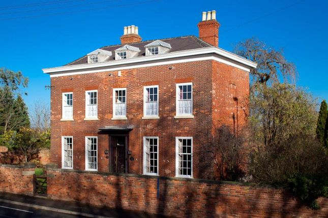 Thumbnail Country house for sale in London Road, Shardlow, Derby
