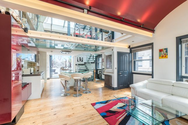 Thumbnail Town house to rent in Great Russell Street, London