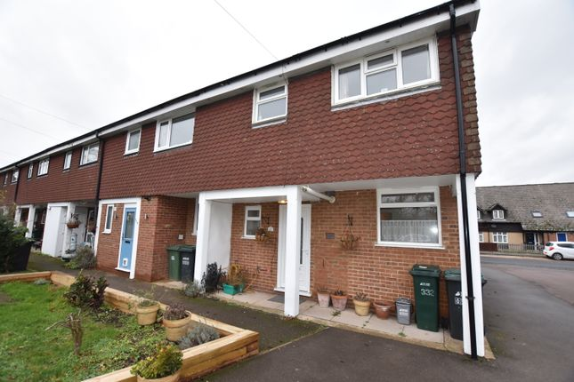 Thumbnail End terrace house for sale in Toms Lane, Bedmond, Abbots Langley
