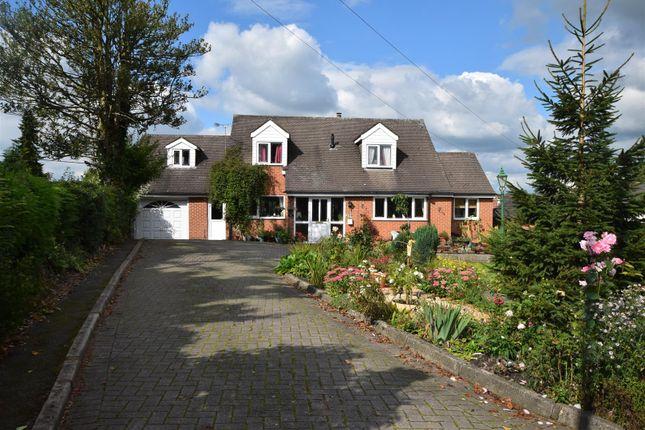 4 bed detached house for sale in Crooks Cottage, Ashbourne Road, Turnditch, Belper DE56