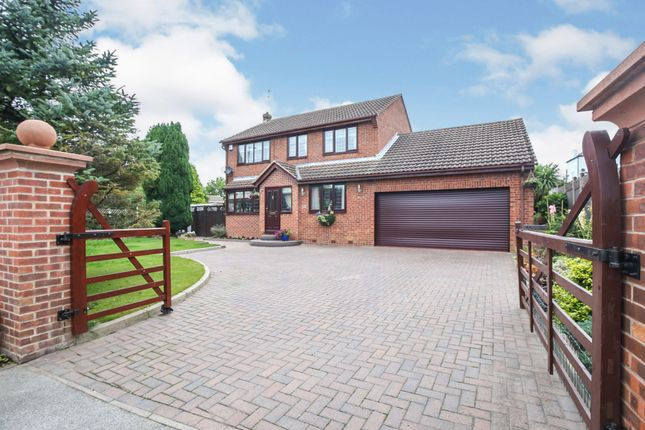 Thumbnail Detached house for sale in Worksop Road, Aston, Sheffield
