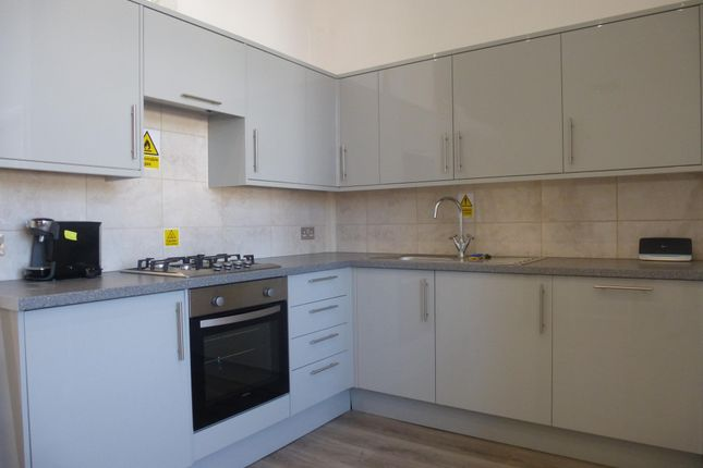 Thumbnail Flat to rent in Kathleen Avenue, London