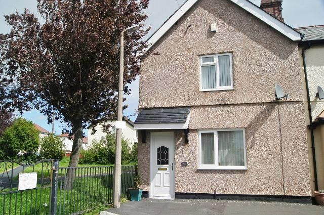 Thumbnail End terrace house for sale in LL31, Llandudno Junction, Borough Of Conwy