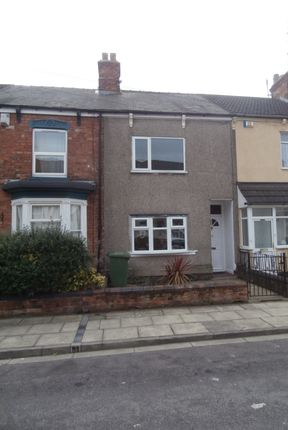 Thumbnail Terraced house to rent in Garner Street, Grimsby
