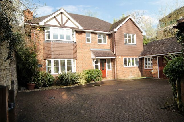 Thumbnail Detached house for sale in High Road, Bushey Heath