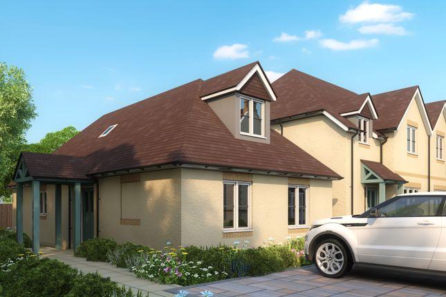 Thumbnail Detached bungalow for sale in Warwick Road, Kineton, Warwick