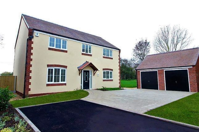 Thumbnail Detached house for sale in Cross Houses, Shrewsbury