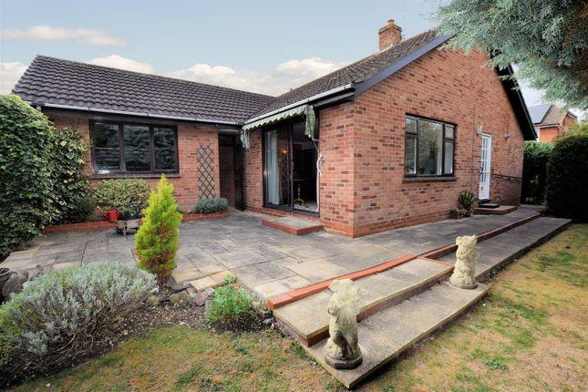 Thumbnail Detached bungalow for sale in Parsons Close, Shipston-On-Stour