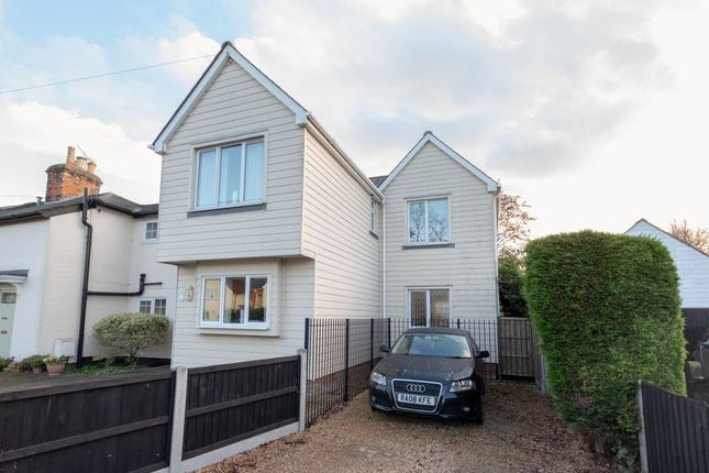 Thumbnail Detached house for sale in Layer Road, Abberton, Colchester