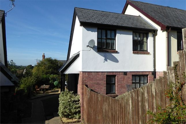 Thumbnail Semi-detached house for sale in The Smithy, Devauden, Chepstow