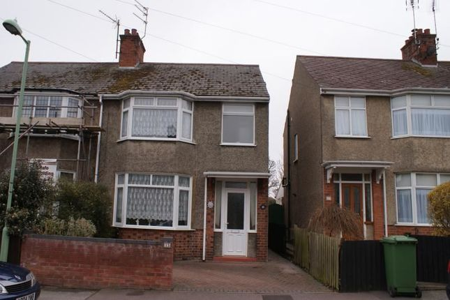 Thumbnail Semi-detached house to rent in Laurel Road, Lowestoft