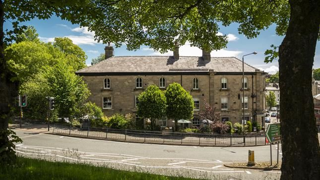 Thumbnail Commercial property for sale in The Old Post Office, 9 The Quadrant, Buxton, Derbyshire