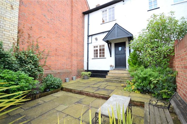 Thumbnail Terraced house for sale in Queen Street, Henley-On-Thames