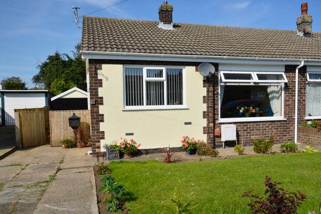 2 bed semi-detached bungalow for sale in Lennox Close, Hunmanby, Filey YO14