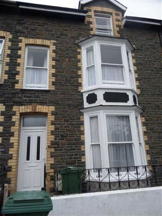 Thumbnail Terraced house to rent in Caergog Terrace, Aberystwyth