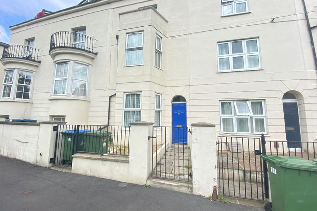 Thumbnail Town house for sale in Bellevue Terrace, Southampton