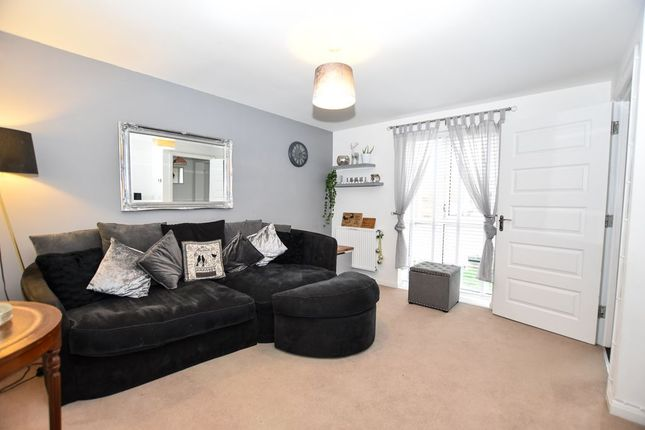 Living Room of Stable Place, Bordon GU35