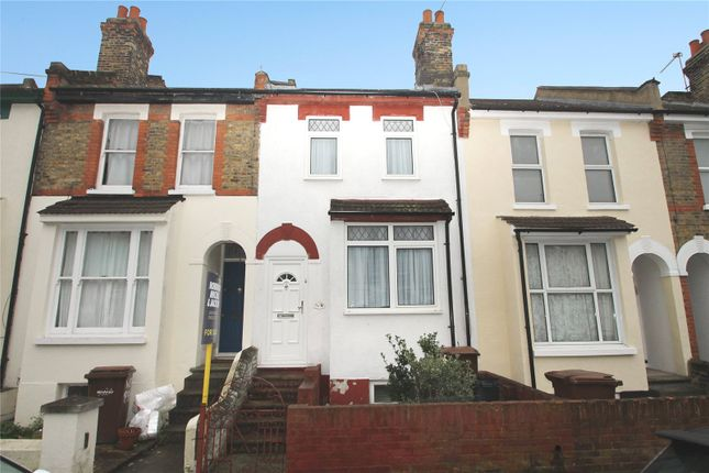 3 bed terraced house for sale in Gordon Road, Strood, Kent