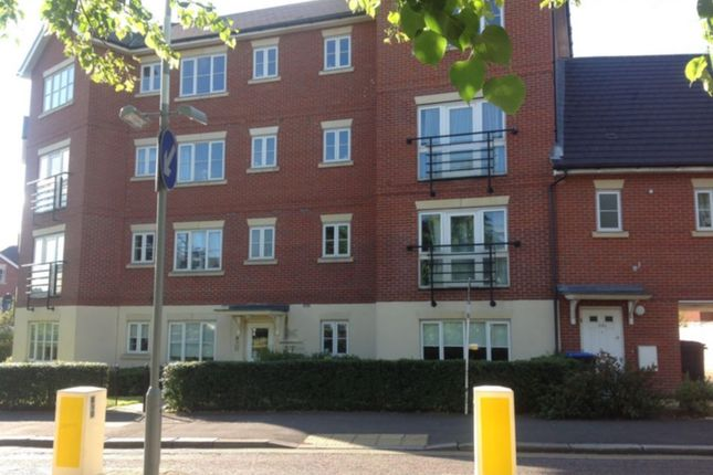 Thumbnail Flat for sale in Blackheath House, Harlesden Road, Willesden
