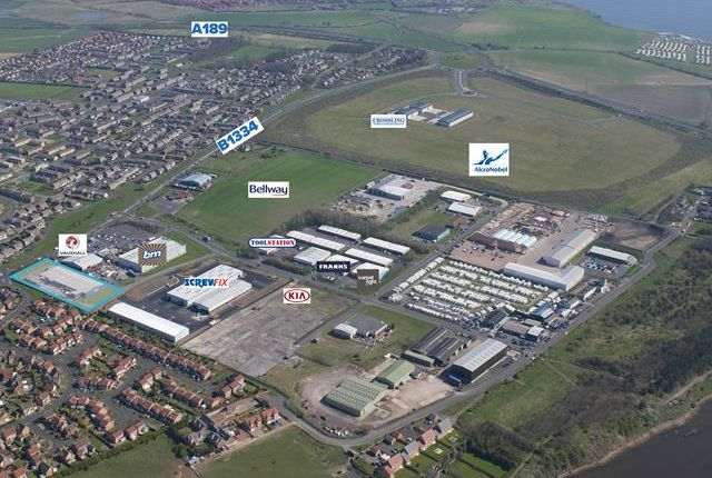 Thumbnail Light industrial to let in Hedley Trade Park, Hedley Way, Ashington