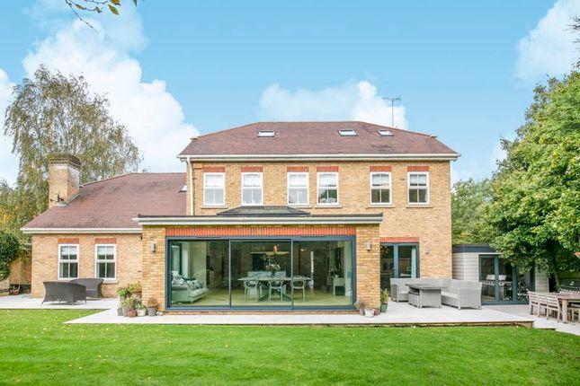 6 bed detached house for sale in Poppy Walk, Goffs Oak, Hertfordshire EN7