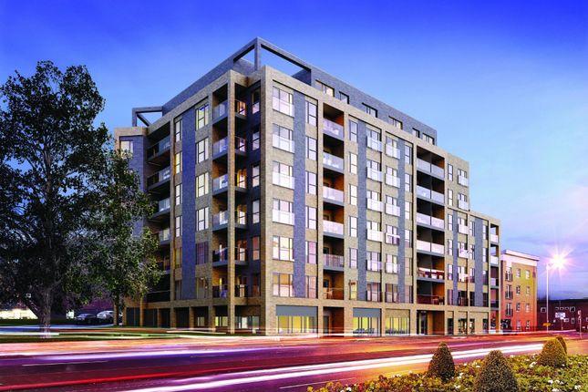 Thumbnail Flat for sale in Regency Place, Edward Street, Birmingham